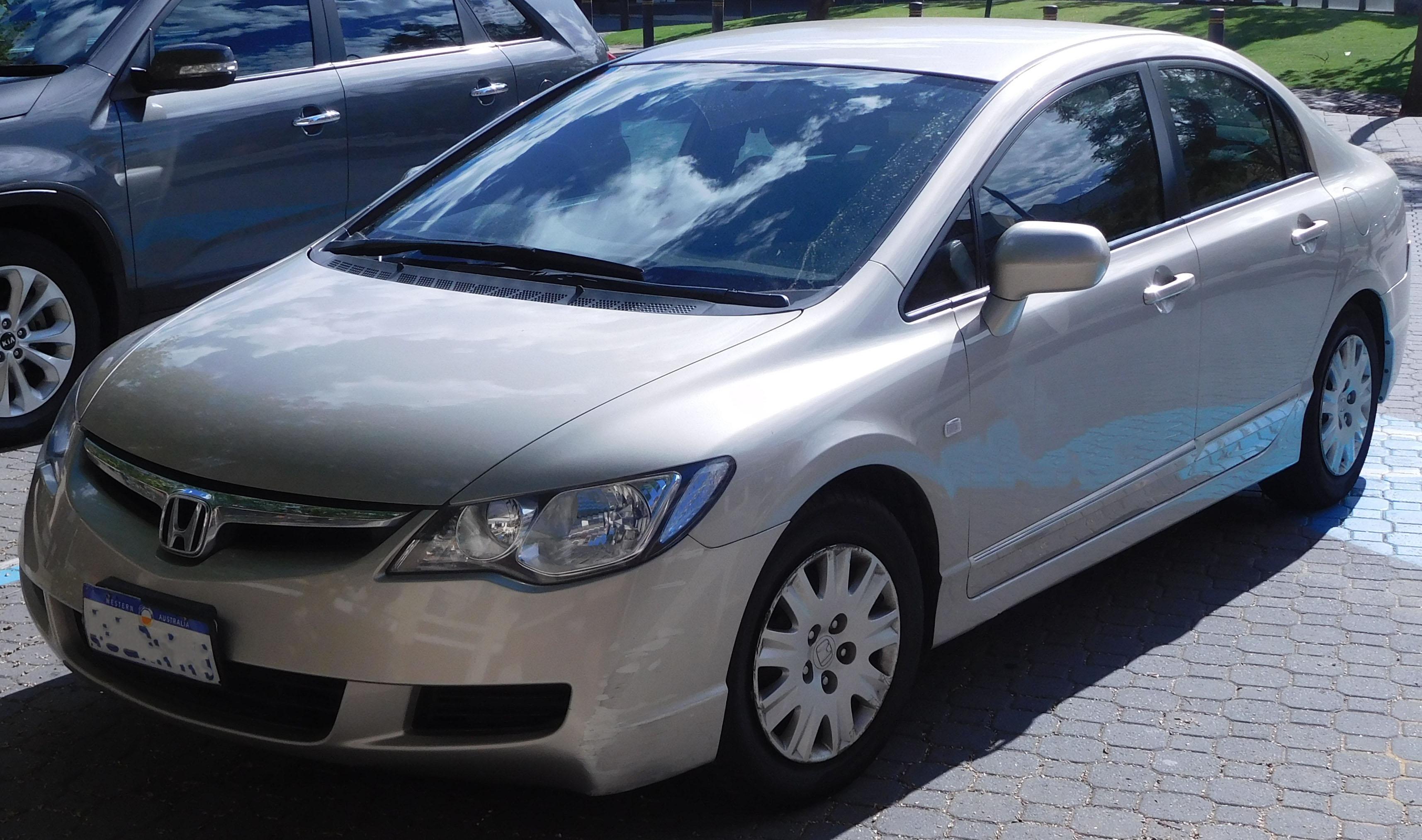 Honda Civic VIII Restyling 2008 - 2012 Hatchback 3 door #1