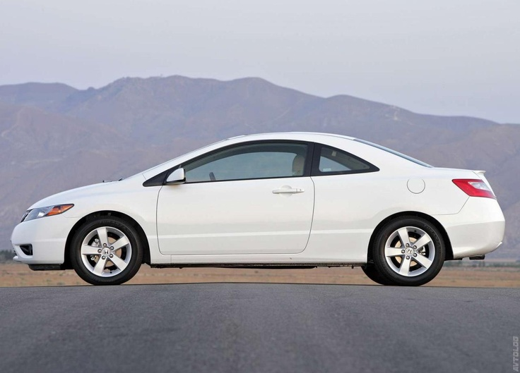 Honda Civic VIII 2006 - 2008 Coupe #1