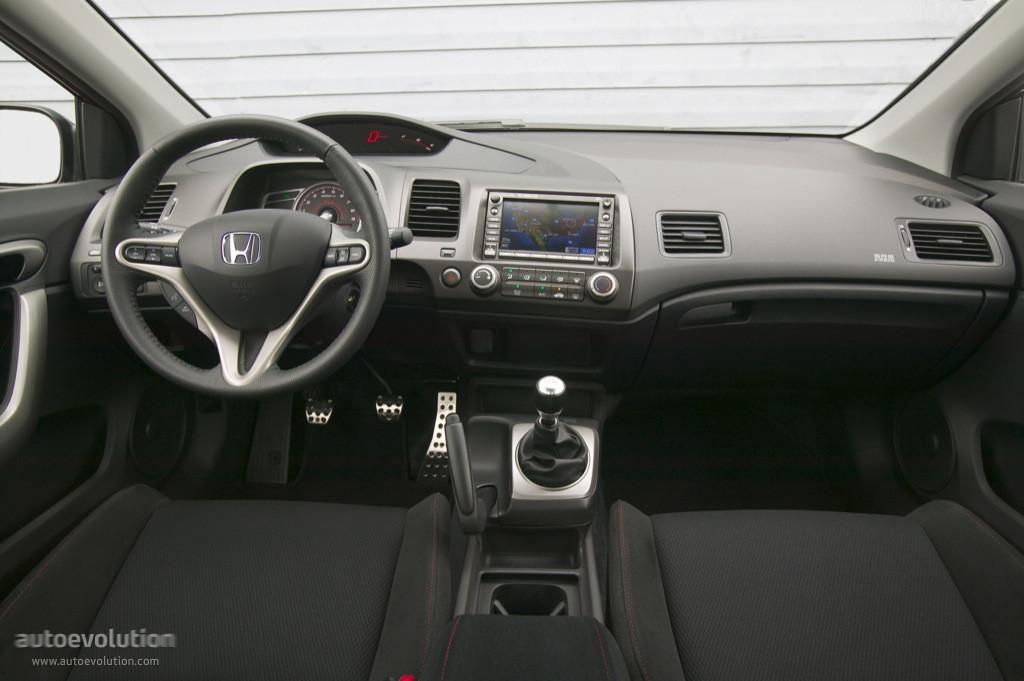 Honda Civic VIII 2006 - 2008 Coupe #6
