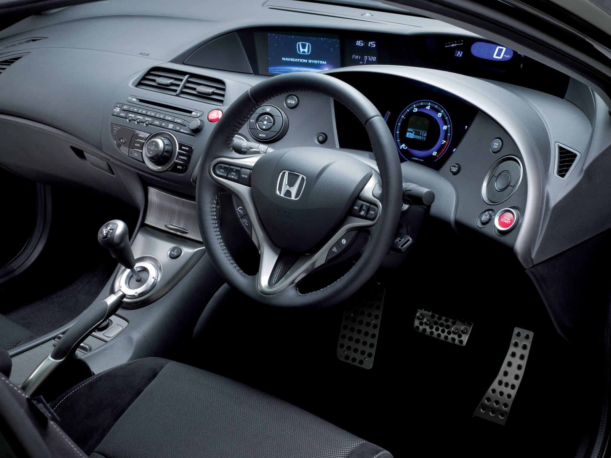 Honda Civic Type R VIII Restyling 2008 - 2010 Sedan #3