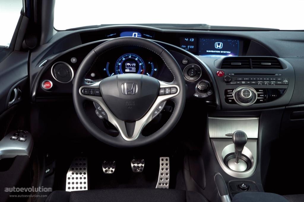 Honda Civic VIII Restyling 2008 - 2012 Sedan #8