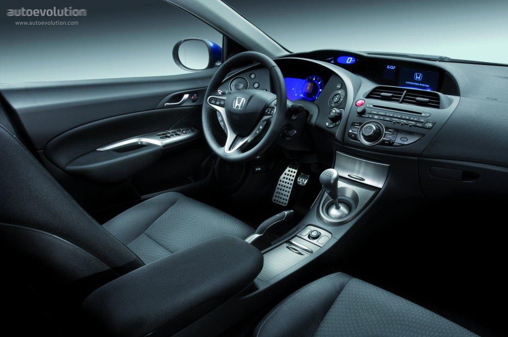 Honda Civic Type R VIII Restyling 2008 - 2010 Hatchback 3 door #8