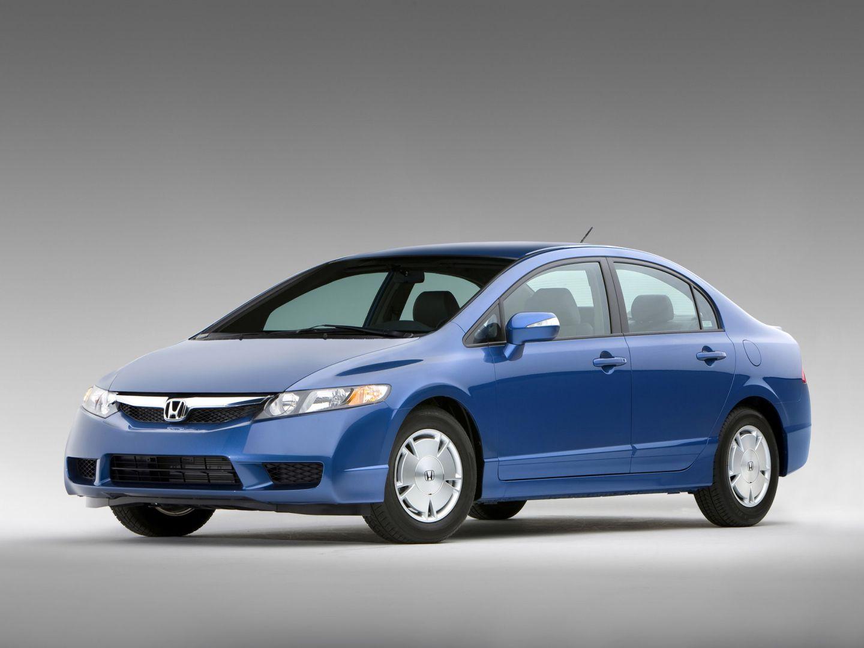 Honda Civic VIII Restyling 2008 - 2012 Sedan #3