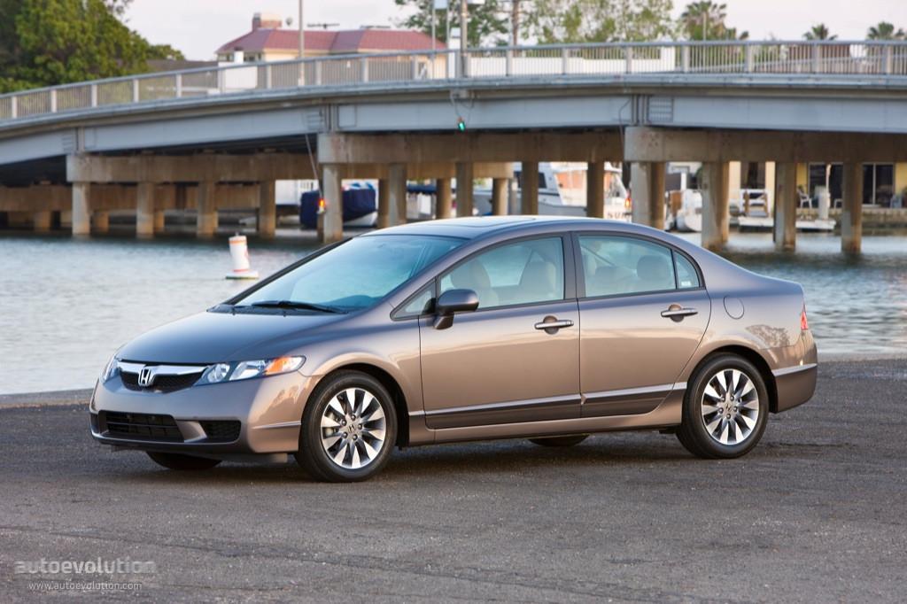 Honda Civic VIII Restyling 2008 - 2012 Sedan #5
