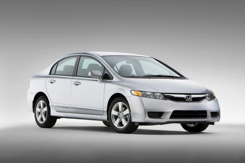 Honda Civic VIII Restyling 2008 - 2012 Sedan #1