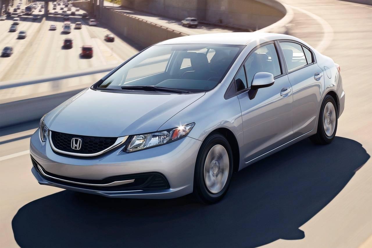 Honda Civic X 2015 - now Sedan #1