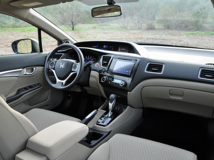 Honda Civic X 2015 - now Sedan #6