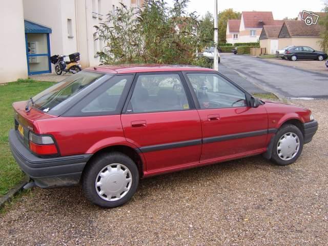 Honda Concerto 1988 - 1994 Hatchback 5 door #6