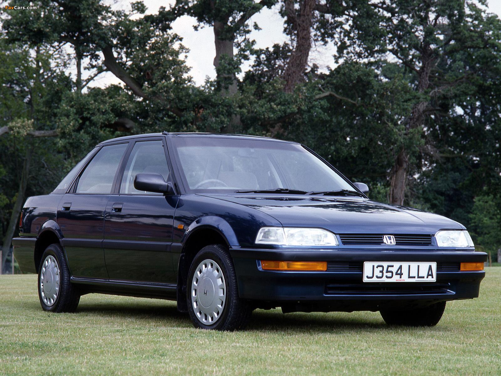 Honda Concerto 1988 - 1994 Hatchback 5 door #3