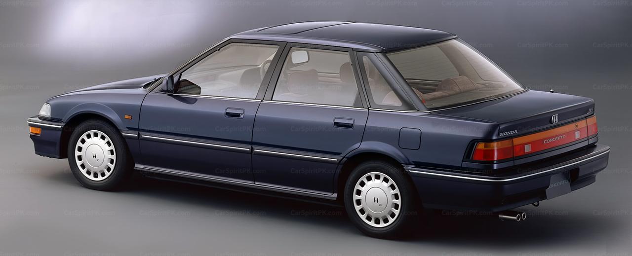 Honda Concerto 1988 - 1994 Hatchback 5 door #5