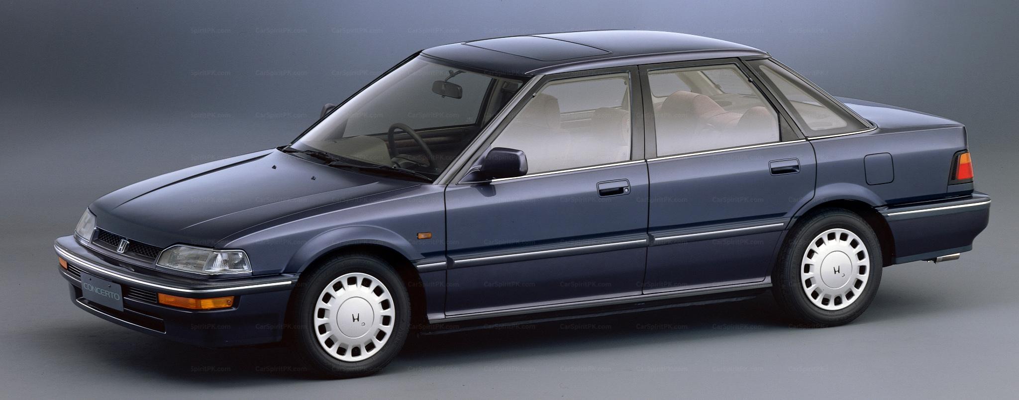 Honda Concerto 1988 - 1994 Hatchback 5 door #4