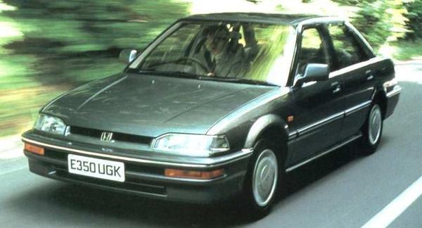 Honda Concerto 1988 - 1994 Hatchback 5 door #1