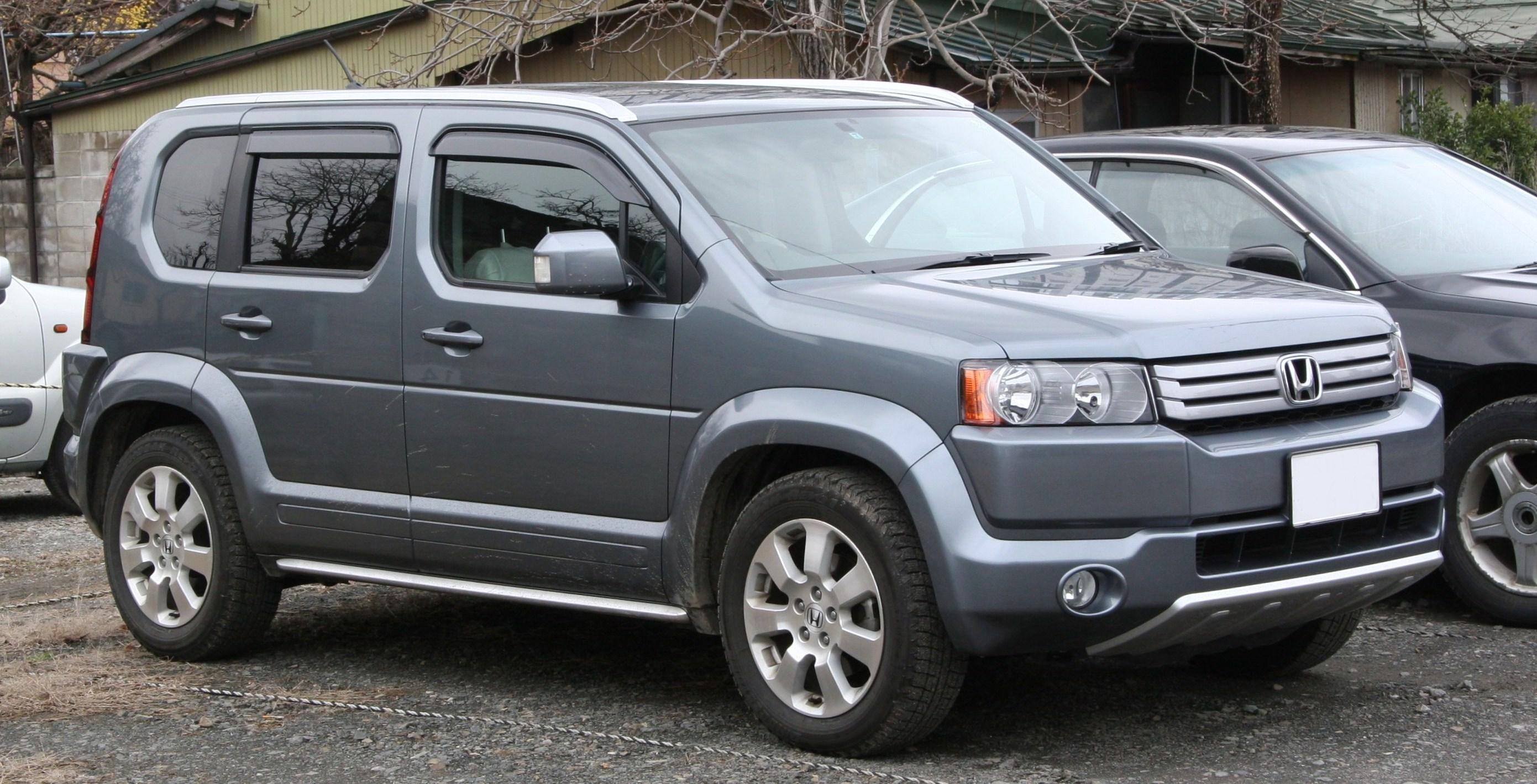Honda Crossroad 2007 - 2010 SUV 5 door #8