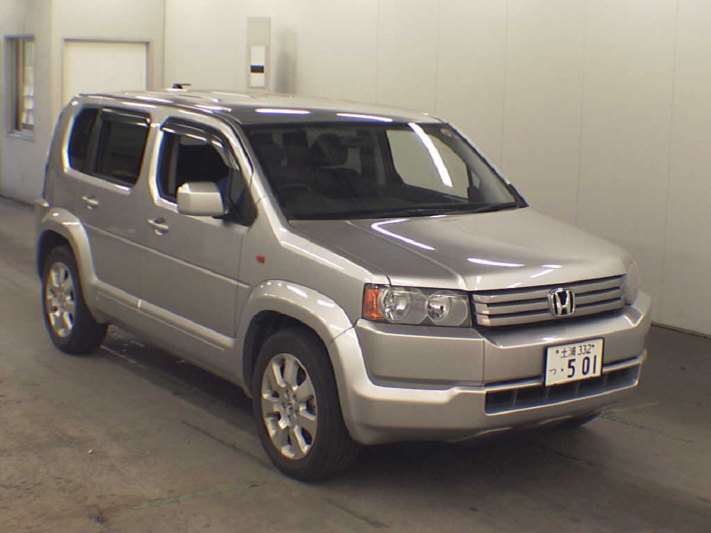 Honda Crossroad 2007 - 2010 SUV 5 door #6