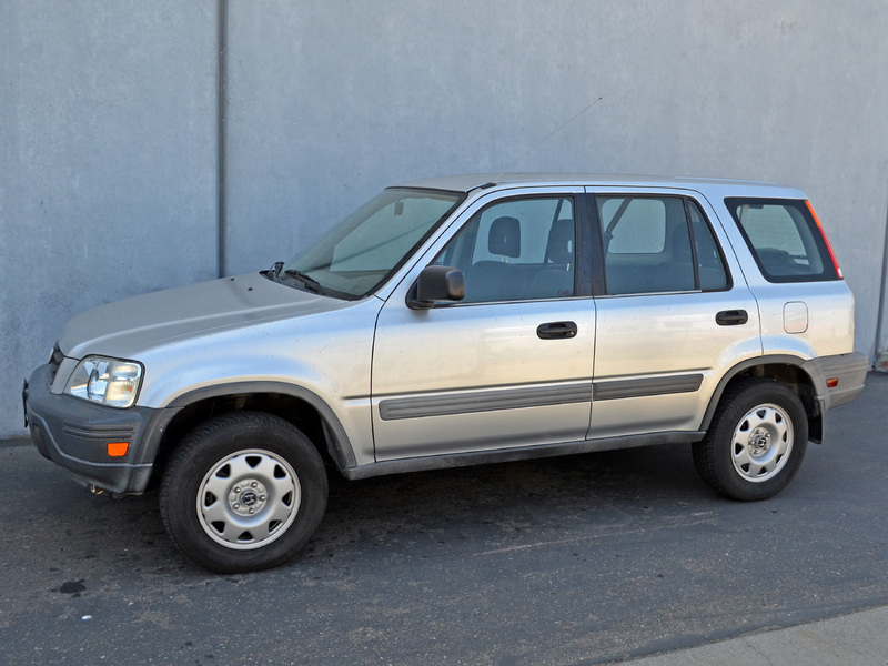 Honda CR-V I 1995 - 1999 SUV 5 door #1