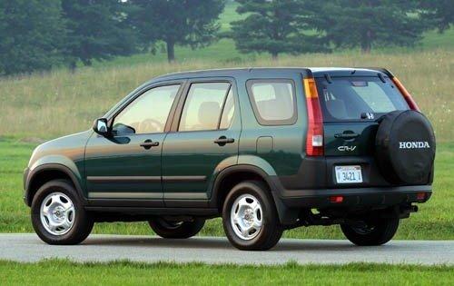 Honda CR-V I 1995 - 1999 SUV 5 door #3