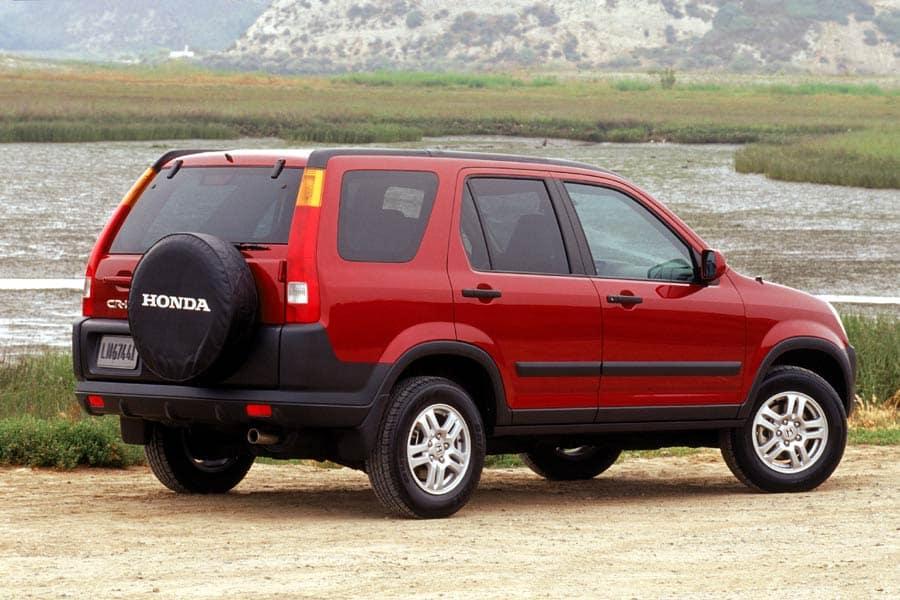 Honda CR-V II 2001 - 2004 SUV 5 door #3