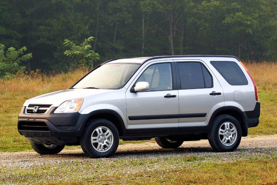 Honda CR-V II 2001 - 2004 SUV 5 door #4