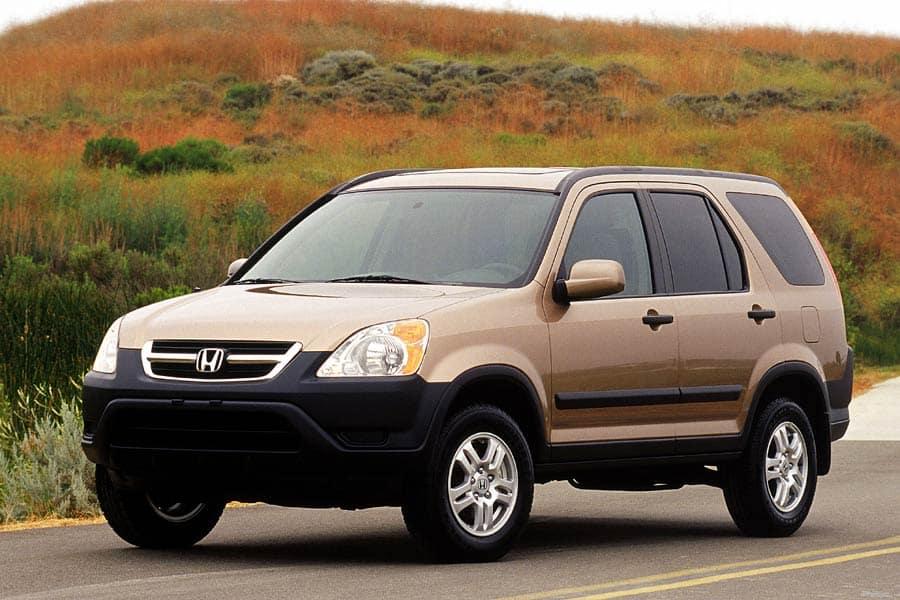 Honda CR-V II 2001 - 2004 SUV 5 door #8