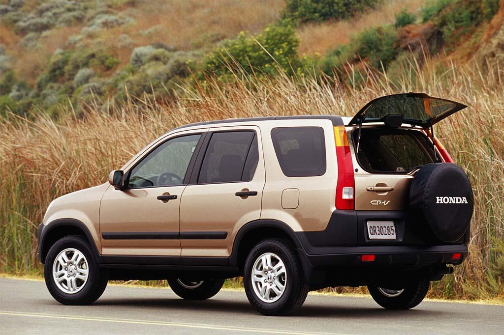 Honda CR-V II 2001 - 2004 SUV 5 door #6