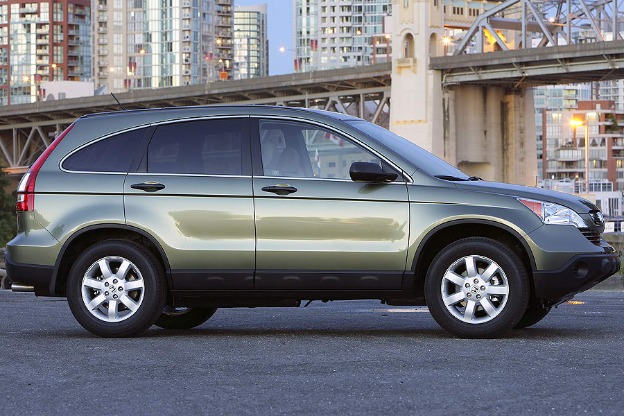 Honda CR-V III 2006 - 2009 SUV 5 door #2