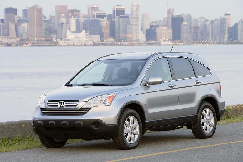 Honda CR-V III 2006 - 2009 SUV 5 door #4