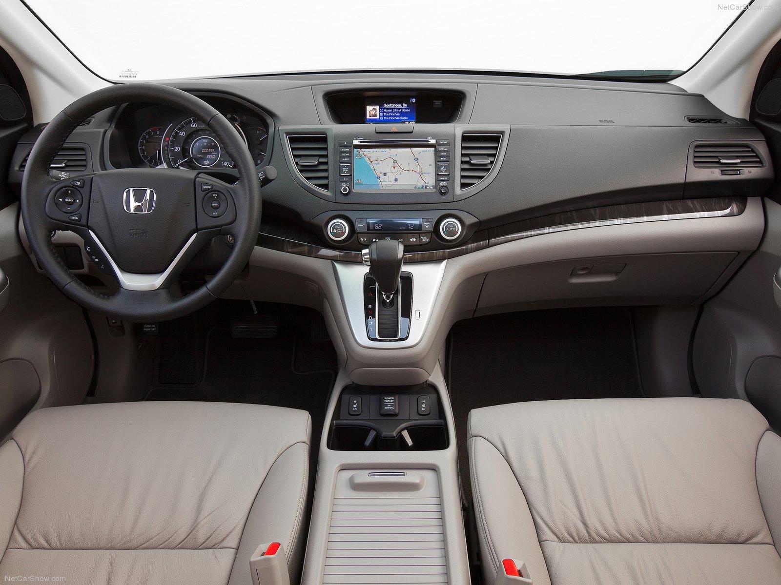 Honda CR-V IV 2012 - 2014 SUV 5 door #7