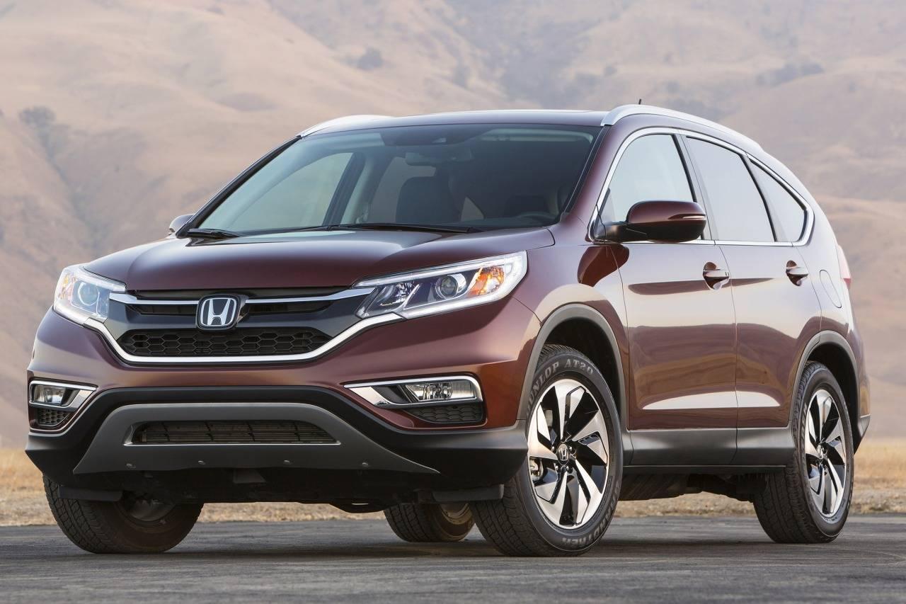 Honda CR-V V 2016 - now SUV 5 door #2