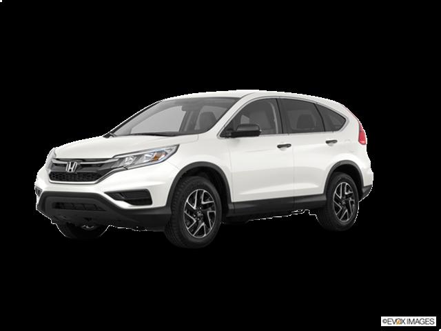 Honda CR-V V 2016 - now SUV 5 door #3