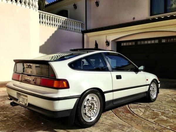 Honda CR-X II 1987 - 1991 Coupe #4