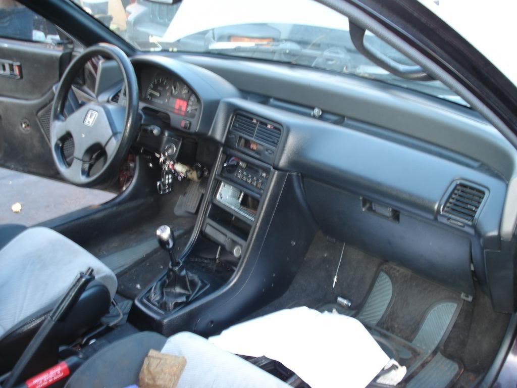 Honda CR-X II 1987 - 1991 Coupe #8