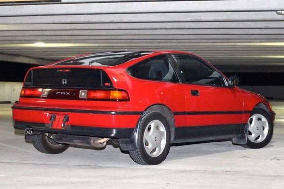 Honda CR-X II 1987 - 1991 Coupe #7