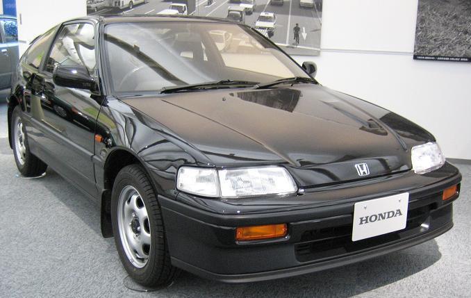 Honda CR-X III 1992 - 1998 Roadster #7