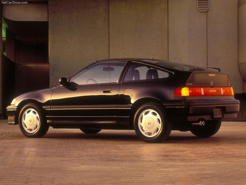 Honda CR-X III 1992 - 1998 Roadster #6