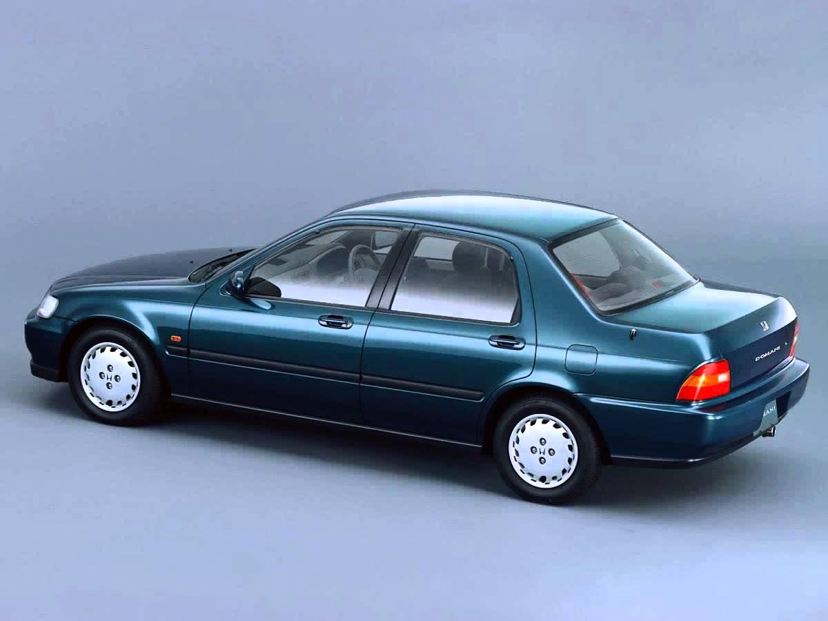 Honda Domani I 1992 - 1996 Sedan #6