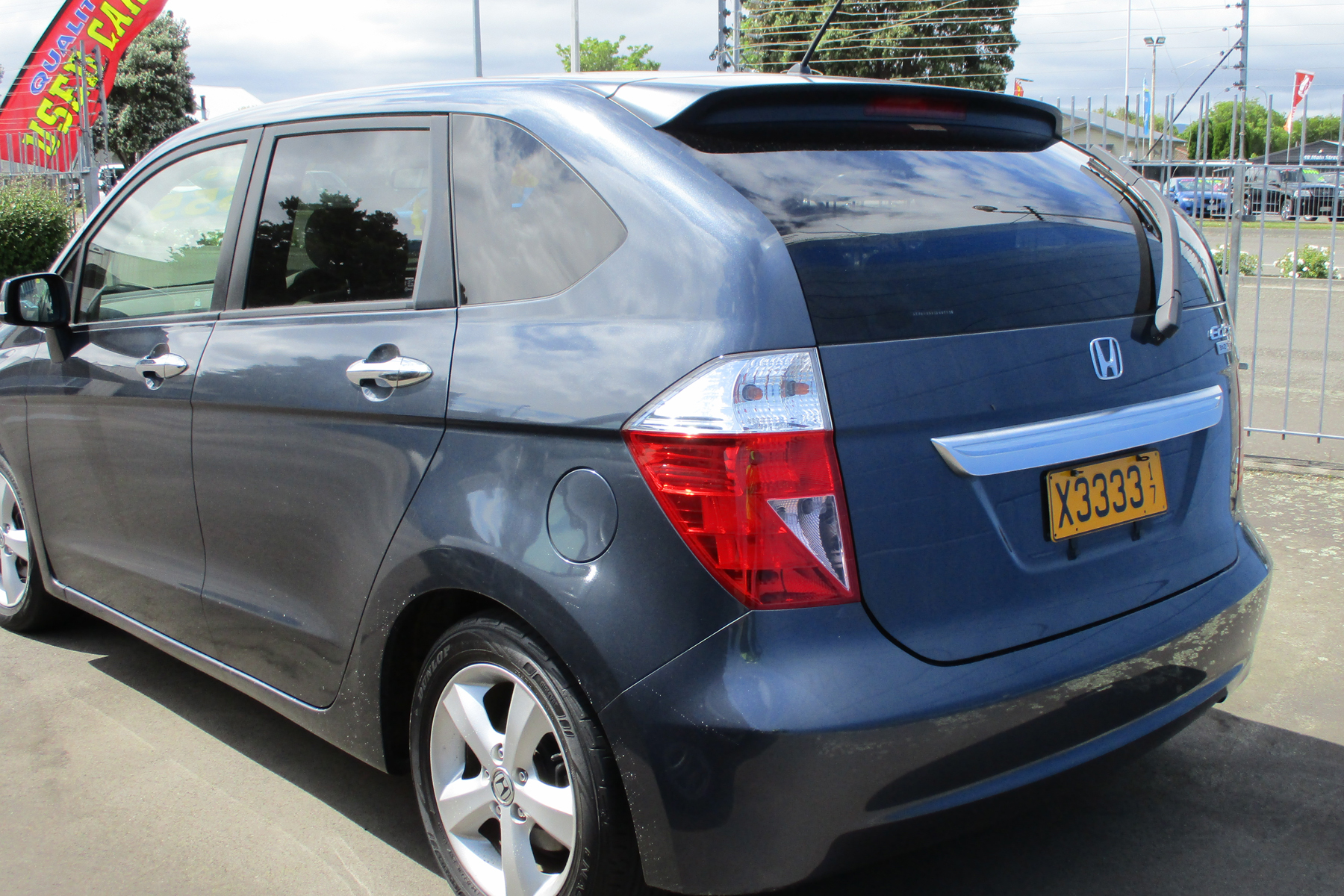 Honda Edix 2004 - 2009 Compact MPV #4