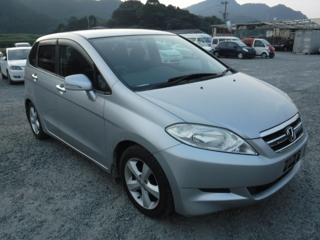 Honda Edix 2004 - 2009 Compact MPV #3