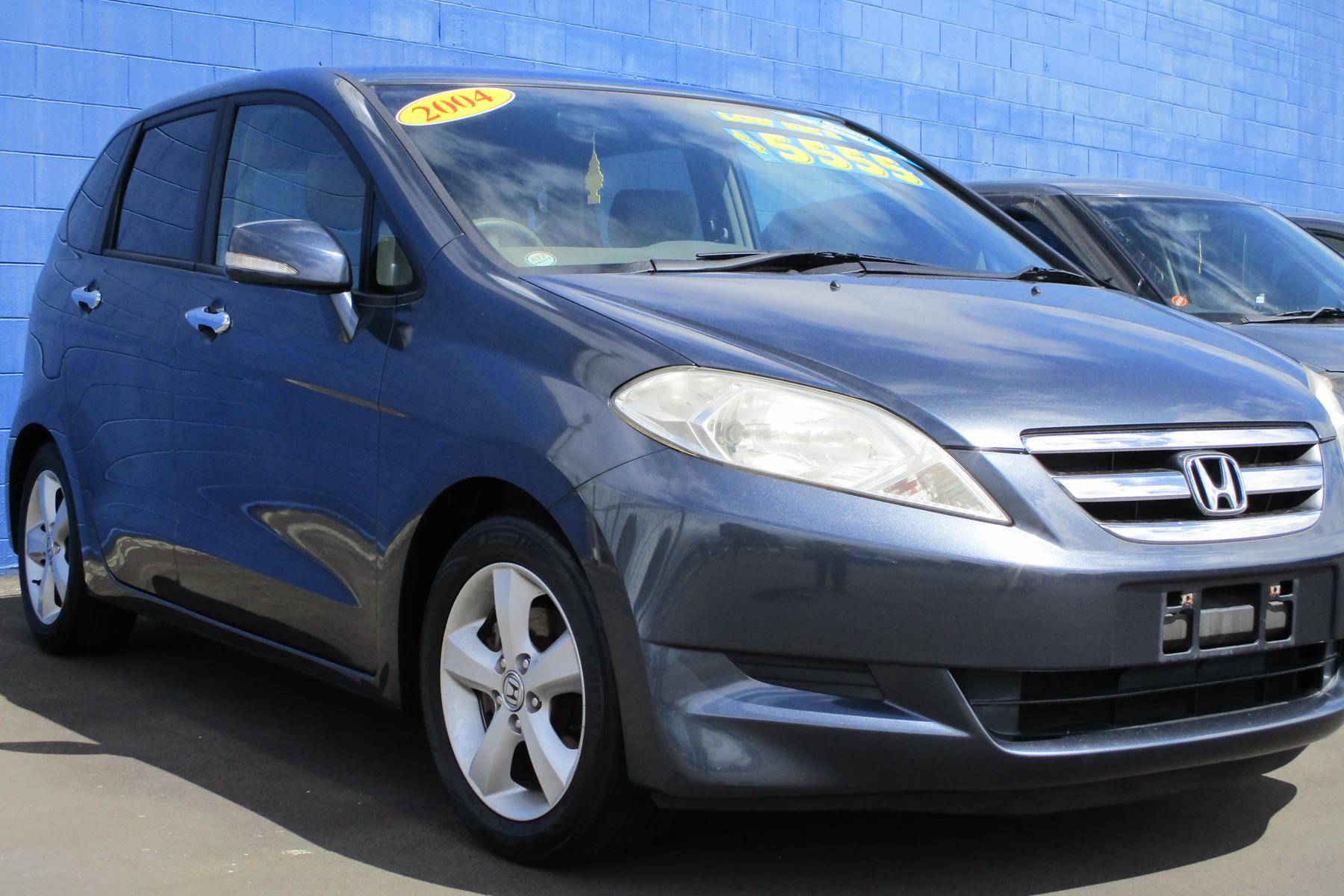 Honda Edix 2004 - 2009 Compact MPV #6