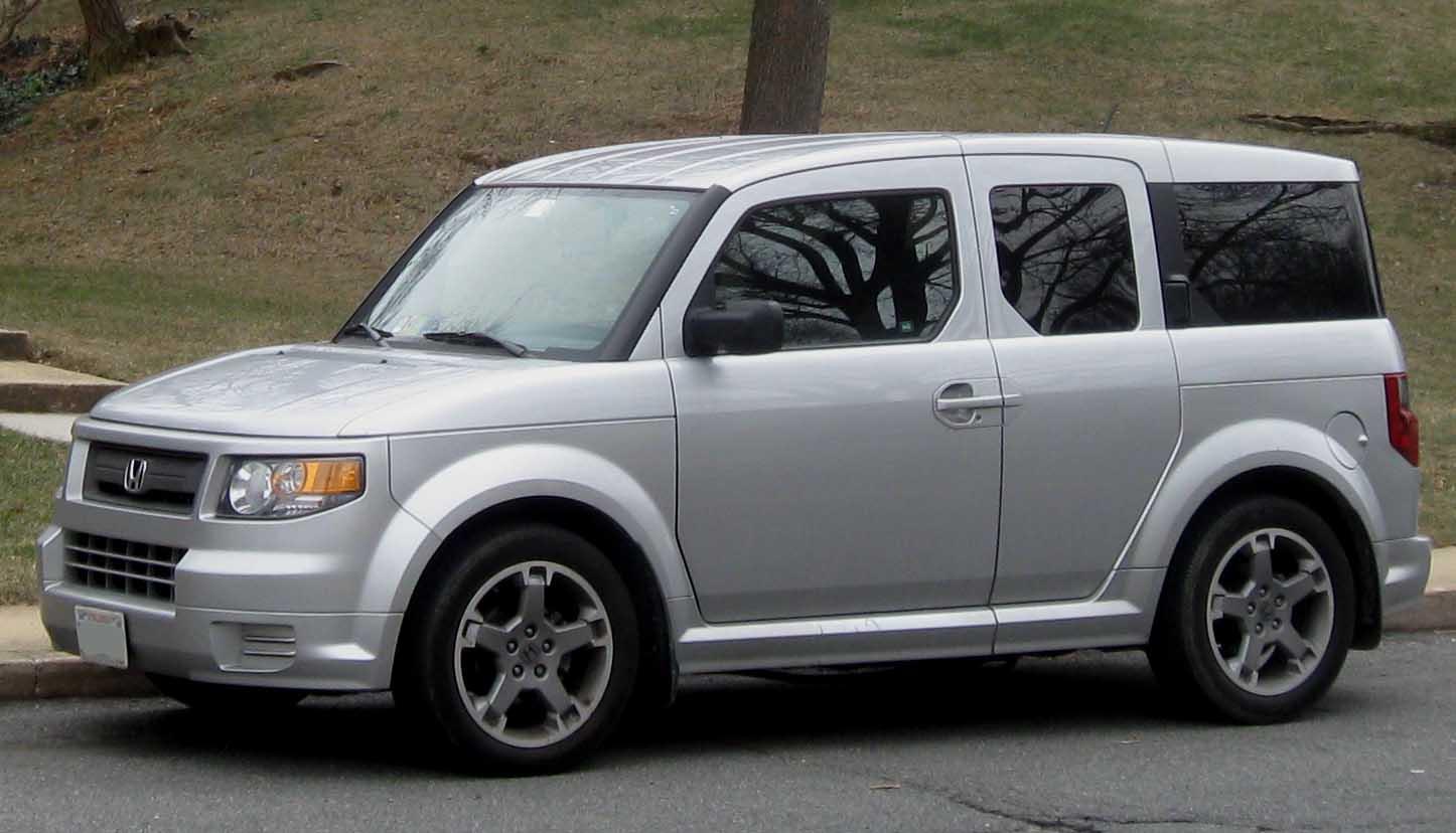 Honda Element I Restyling 2006 - 2008 SUV 5 door #8
