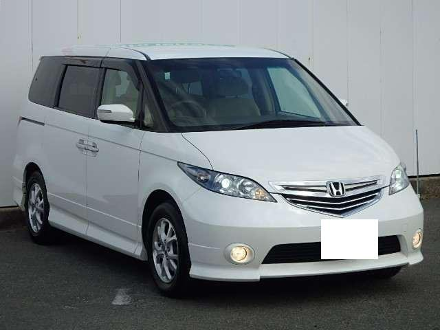 Honda Elysion I Restyling 2006 - 2013 Minivan #3