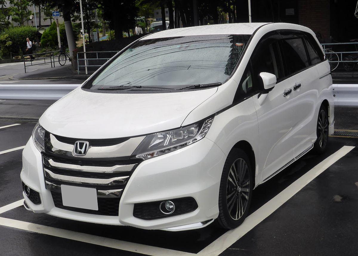 Honda Elysion I Restyling 2006 - 2013 Minivan #2