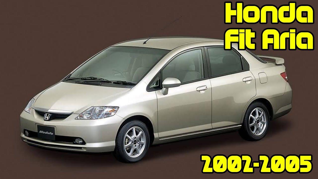 Honda Fit Aria 2002 - 2009 Sedan #5