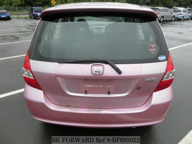 Honda Fit Aria 2002 - 2009 Sedan #3