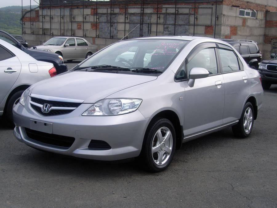 Honda Fit Aria 2002 - 2009 Sedan #8