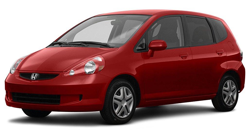 Honda Fit I 2001 - 2008 Hatchback 5 door #5