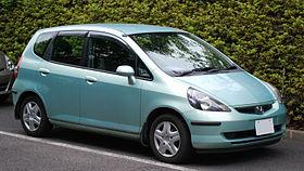 Honda Fit I 2001 - 2008 Hatchback 5 door #8