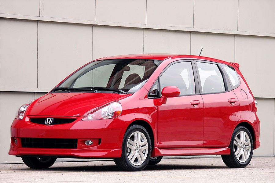 Honda Fit II 2007 - 2014 Hatchback 5 door #4