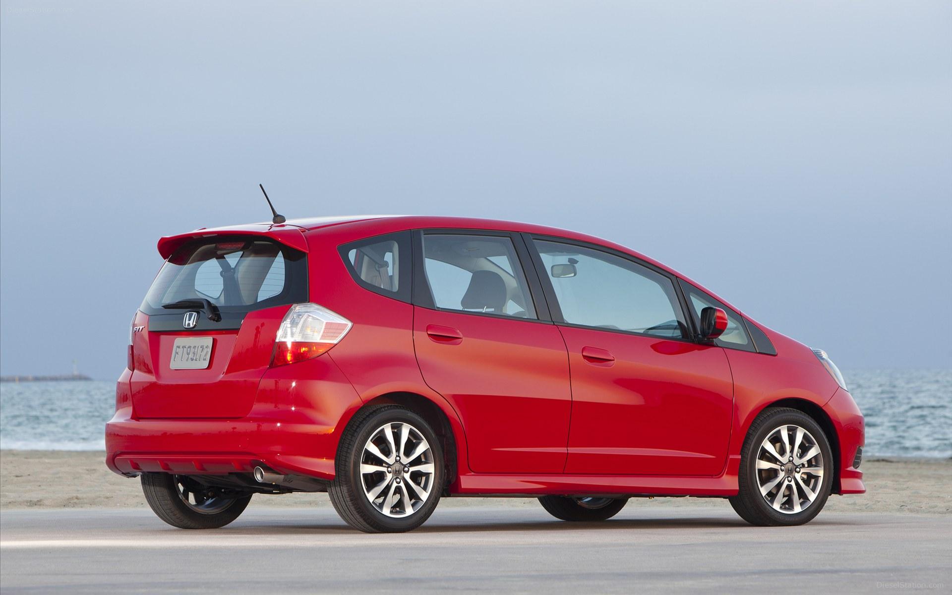 Honda Fit III 2013 - now Hatchback 5 door #5