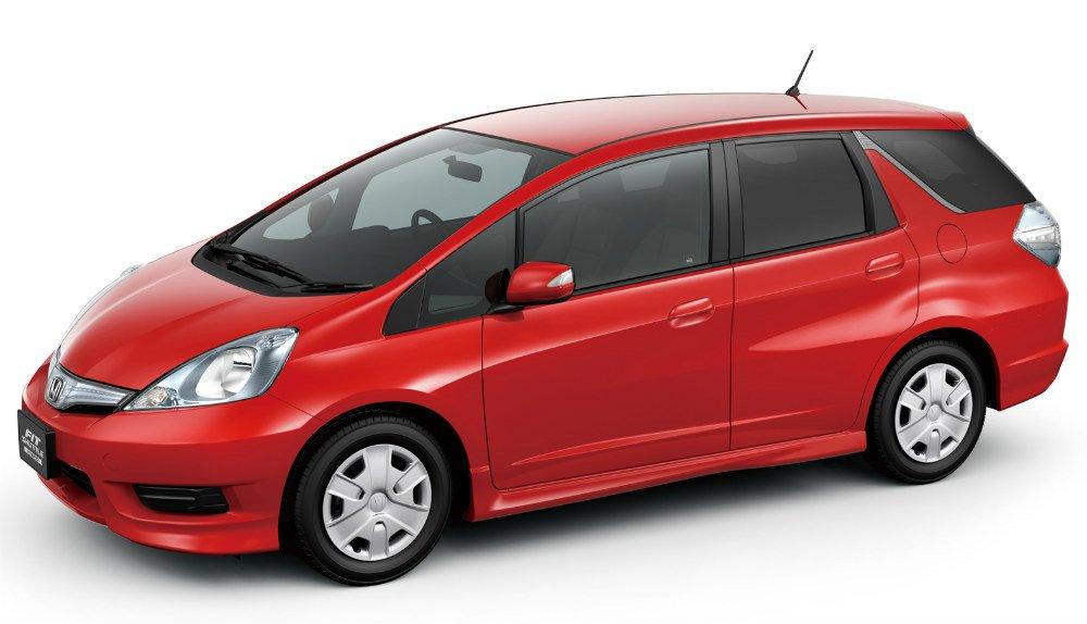 Honda Fit Shuttle I 2011 - 2013 Station wagon 5 door #6