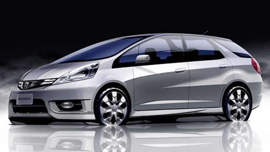 Honda Fit Shuttle I 2011 - 2013 Station wagon 5 door #1